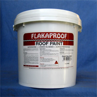 Flakaproof Roof Paint
