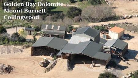 Golden Bay Dolomite Plant